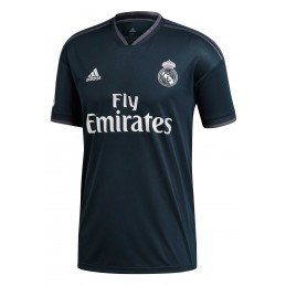CAMISETA REAL  MADRID 2º EQ...