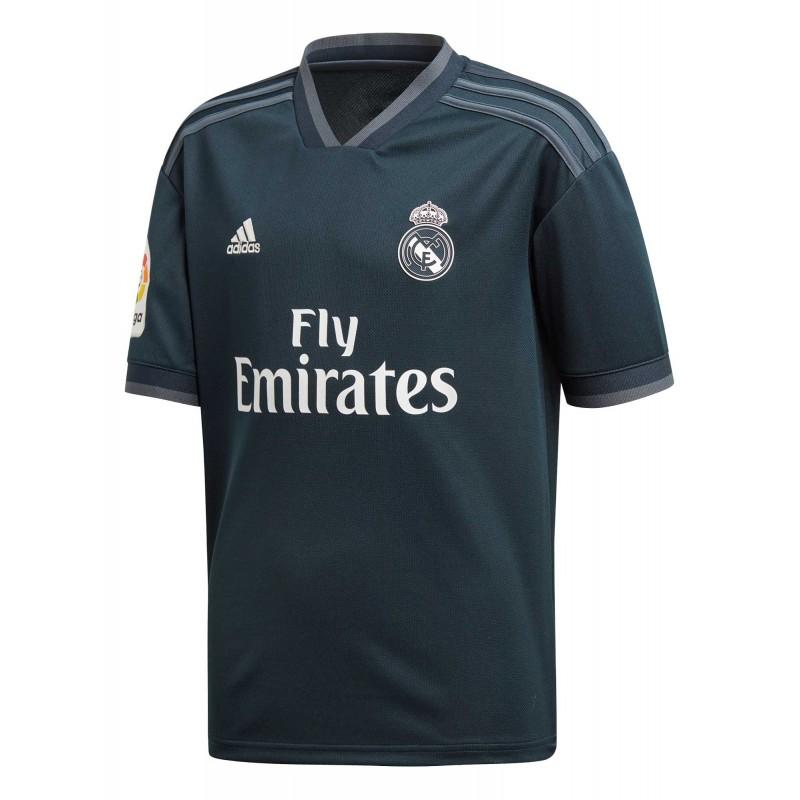e81f75239a Camiseta JR 2º Equipación R.MAdrid T-2018/19