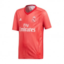 CAMISETA REAL MADRID 3º  JR...