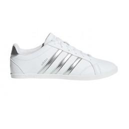DB0135 CONEO QT WHITE/MSILVER