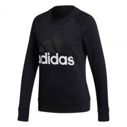 S97079  ESS LIN SWEAT NEGRO
