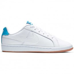 COURT ROYALE GS WHITE/WHITE