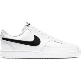 COURT VISION LOW WHITE/BLACK