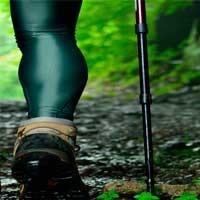 Botas y zapatillas para mujer para montaña paseos por el campo